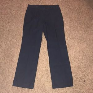 Brooks Brothers Navy Advantage Chino Pants
